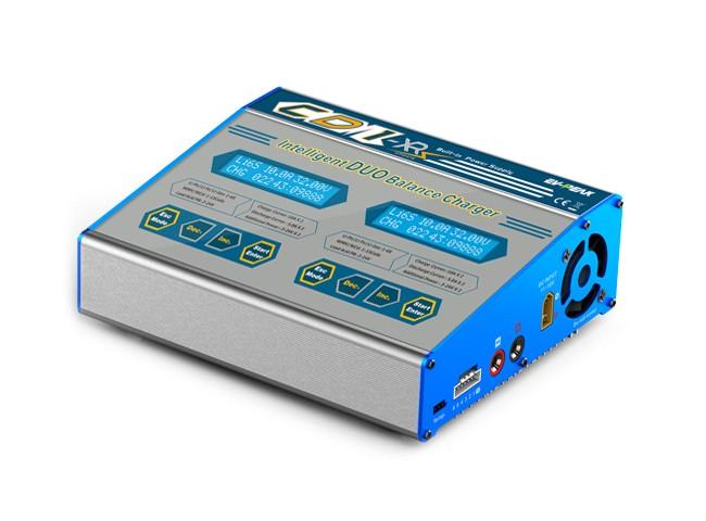 Ładowarka 2-kanałowa Vista Power CD1-XR 2x100W 2x10AMP VP/CD1-XR