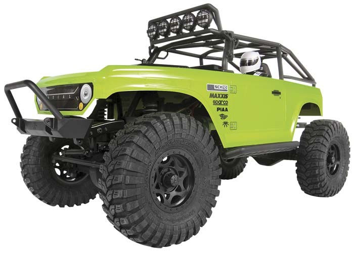 Axial SCX10 Deadbolt 4WD RTR AX90044