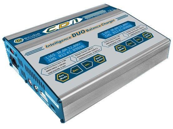 Ładowarka 2-kanałowa Vista Power CD1+ 2x100W z zasilaczem VP/CD1-PLUS