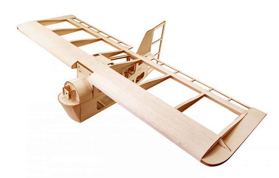 Blew Angel 38 Balsa Kit (wingspan 1000mm) DW/EWBA-01A