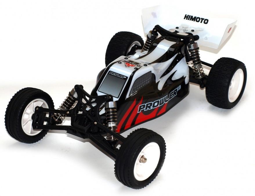 Himoto PROWLER XB 1:12 2.4GHz - 21113R E12XB-21113R