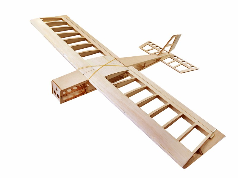 Airplane Stick Balsa Kit (wingspan 1060mm) DW/EWBS-01A
