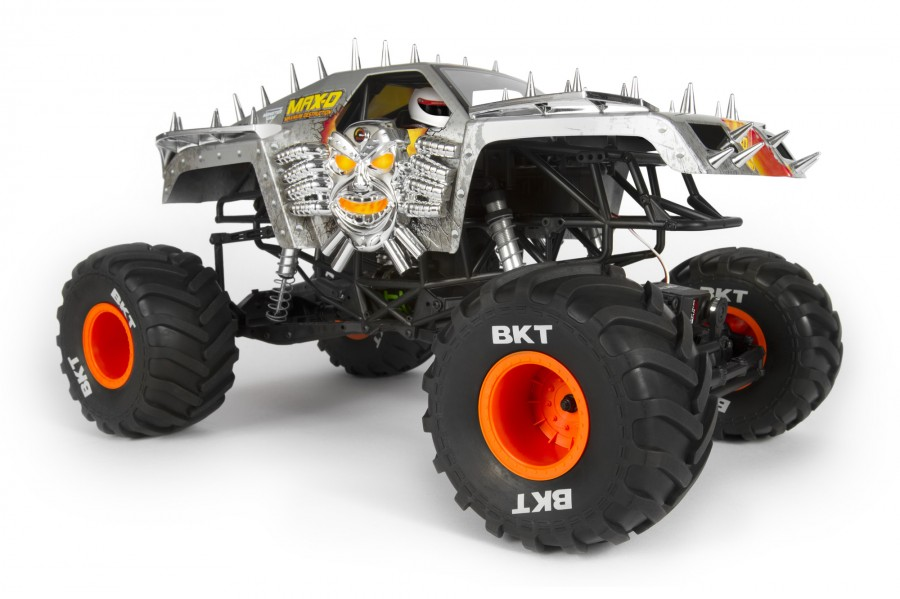 Axial SMT10 MAX-D Monster Jam Truck 1:10 4WD ARTR AX90057