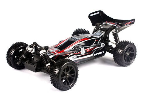 Spirit EBL 2.4GHz - brushless VRX/RH1017