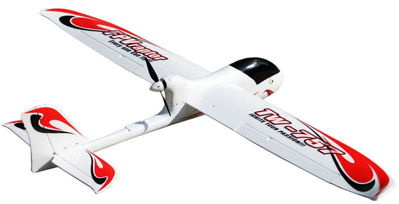 757 Raptor FPV 6CH 2.4GHz RTF (1600mm wingspan) TW/757