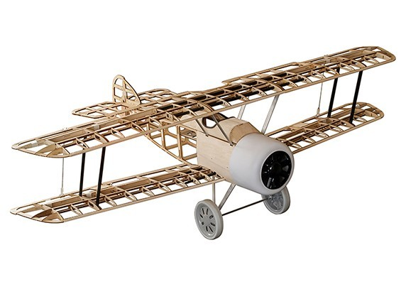 Airplane Sopwith Camel v2 Balsa KIT (wingspan 1520mm) DW/EWCA-11A