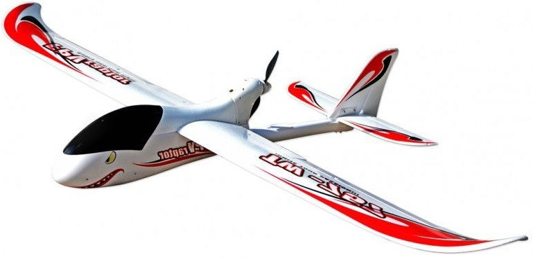757-2 FPV Raptor EX 6CH 2.4GHz RTF (2000mm wingspan) TW/757-2-BL