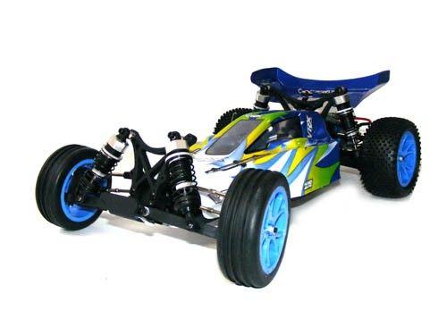 Bullet EBD 2WD 2.4GHz- Blue VRX/RH2011-BLU