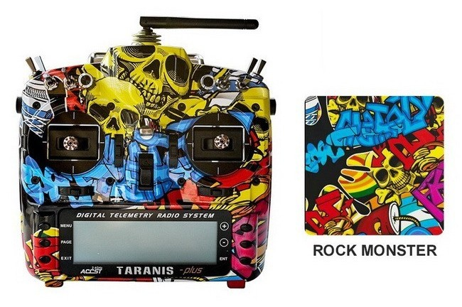Aparatura FrSky Taranis X9D Plus - Rock Monster FR/03010050