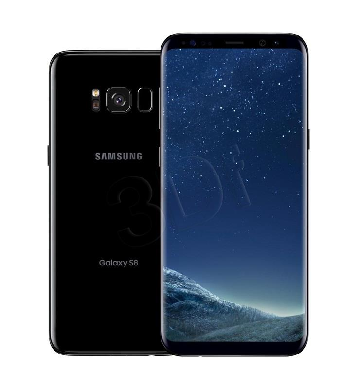 Samsung Galaxy S8 4G 64GB Black Mobilais Telefons