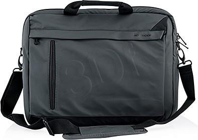 Notebook BAG ABERDEEN 15,6'' Grey portatīvo datoru soma, apvalks