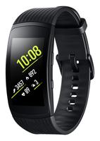 Samsung Gear Fit2 Pro, Fitnesstracker - Black - Small Viedais pulkstenis, smartwatch