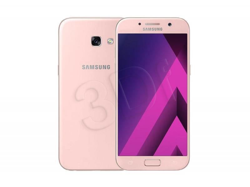 Samsung GALAXY A5 A520 2017 rose gold (peach cloud) Mobilais Telefons