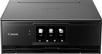 Canon PIXMA TS9150 Tintenstrahl-Multifunktionsgerat grau (A4,3-in-1 Drucker,Kopierer,Scanner, Duplex,LAN,WLAN,Bluetooth) printeris