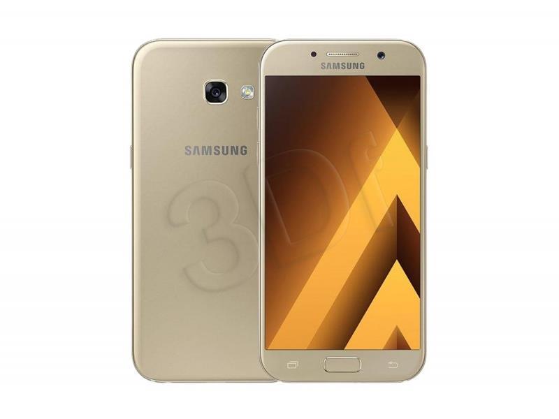 Samsung GALAXY A5 A520 2017 gold Mobilais Telefons
