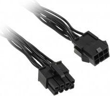 NoName Adapter 6-Pin-PCIe 8-Pin-CPU Black kabelis datoram