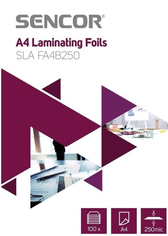 Sencor SLA FA4B250 Plēves laminēšanai laminators