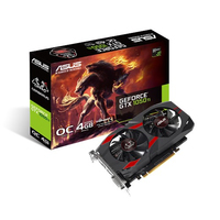 ASUS GeForce GTX 1050 Ti CERBERUS OC 4GB video karte