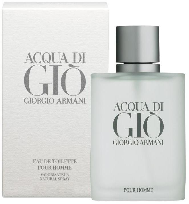 Giorgio Armani Acqua di Gio 100ml Vīriešu Smaržas