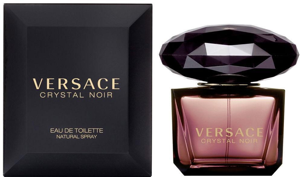Versace Crystal Noir Eau de Toilette  30 Women