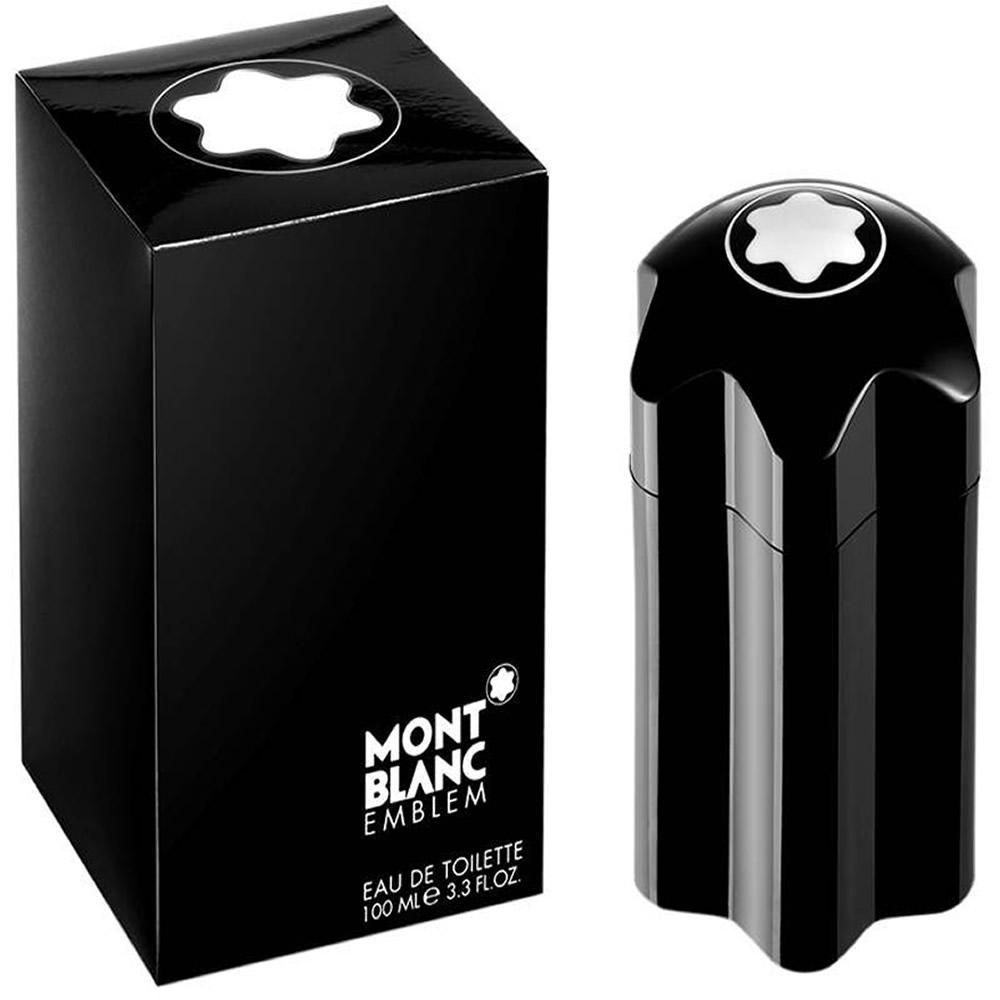 Mont Blanc Emblem 100ml Vīriešu Smaržas