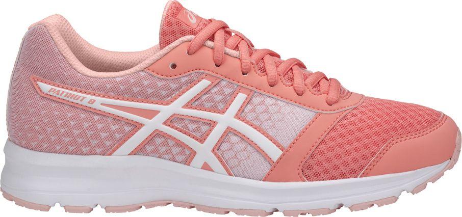 Asics Women's shoes Patriot 9 Begonia Pink / White / Seashell Pink. 37.5 (T873N-601)