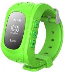 ART Zegarek dla dzieci z lokalizatorem GPS, Zielony (SGPS-01G) SGPS-01G Rokas pulksteņi