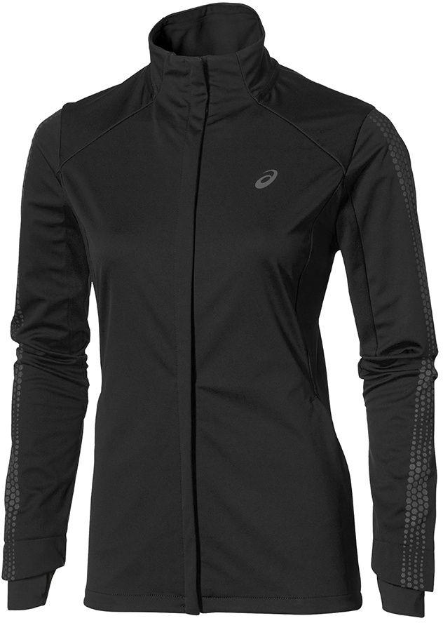 Asics Kurtka damska Lite Show Winter Jacket czarna r XS (134074 0904) 134074 0904