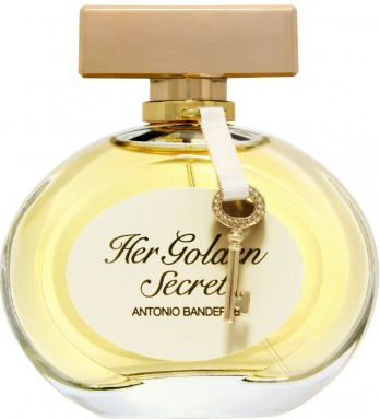 Antonio Banderas Her Golden Secret EDT 80ml 36614 Smaržas sievietēm