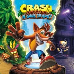 Crash Bandicoot N. Sane Trilogy 2.0 5030917236662