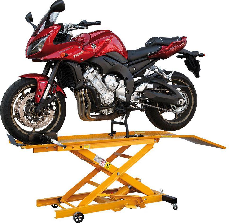 Airpress Podnosnik motocyklowy hydrauliczny 360kg (73100) 73100