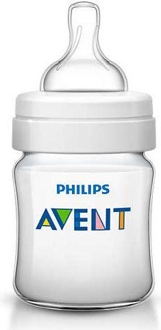 Avent Butelka antykolkowa (SCF560/17)  Classic+  125 ml 0m+ AV-000392 aksesuāri bērniem