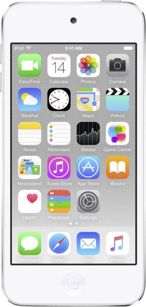 Apple iPod Touch 6G 128GB silber MP3 atskaņotājs