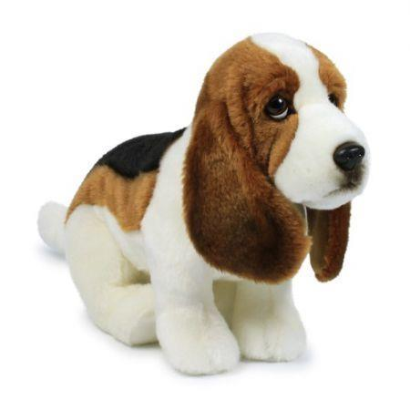 Anna Club Plush Basset, 30cm (211012) 211012