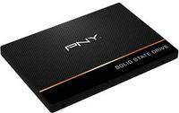 PNY SSD CS800 240GB 2.5'' TLC 3D NAND, SATA III, 510/490 MB/s, IOPS 98/11K, 7mm SSD disks