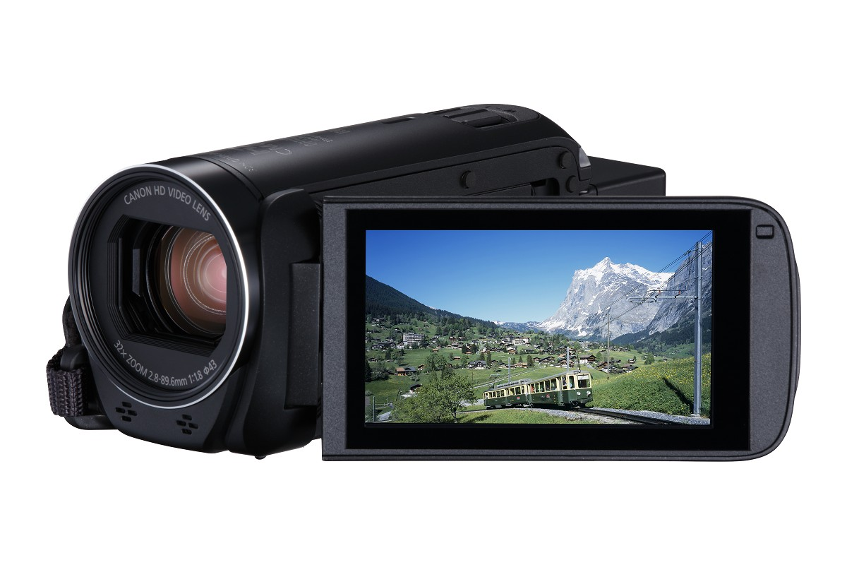 Canon Video HF R86 BK   1959C014AA Video Kameras