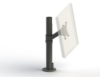 SpacePole Pole Mount, Screen VESA 75/100 Screen tilt adjustment,+10/-50 SPV1101-02V.1.3, 17-SPV1101