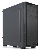 SilentiumPC Regnum RG1 Pure Black Datora korpuss