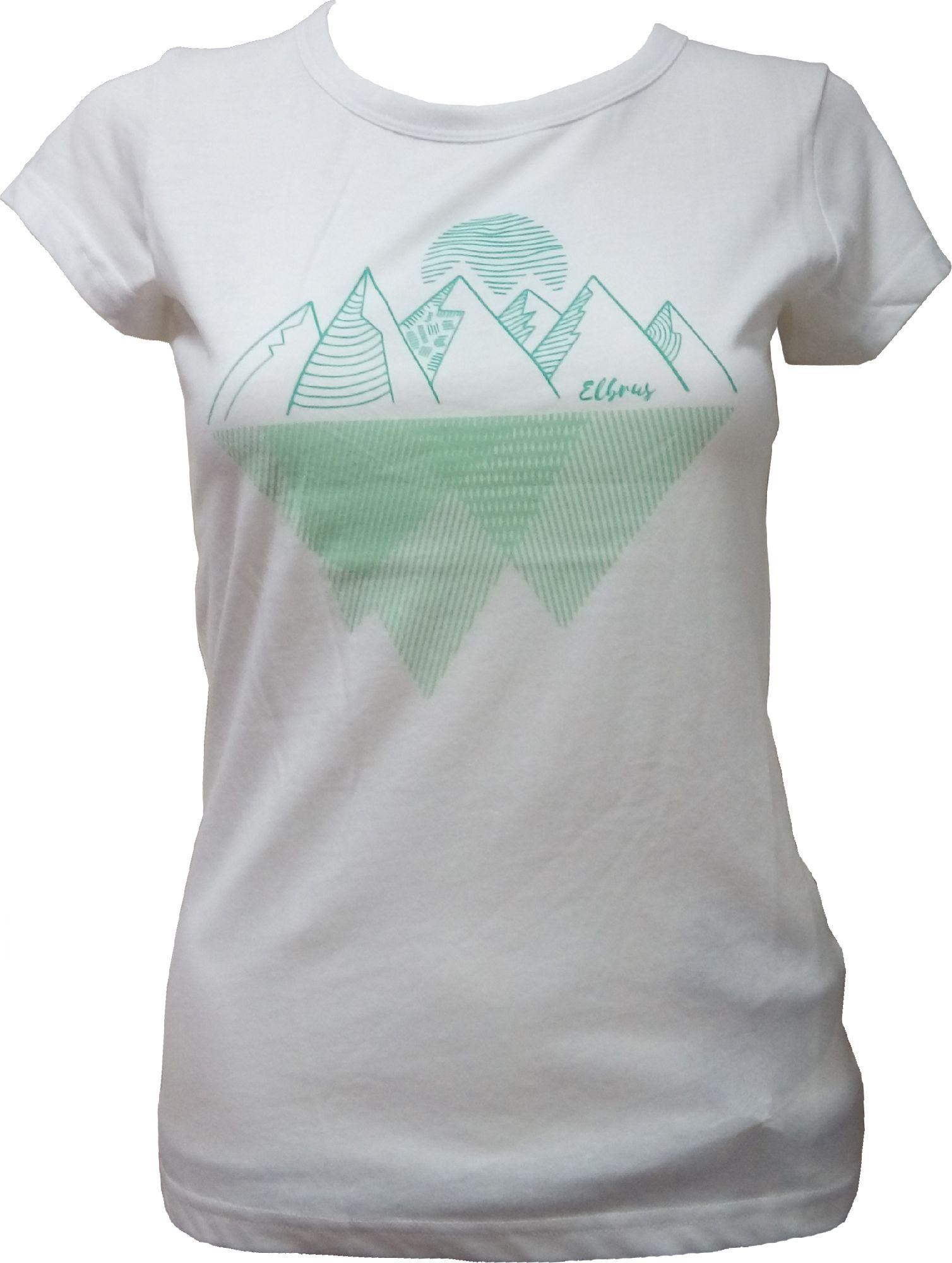 Elbrus Koszulka damska AGULITA WO'S  biala r. XS 5901979118657