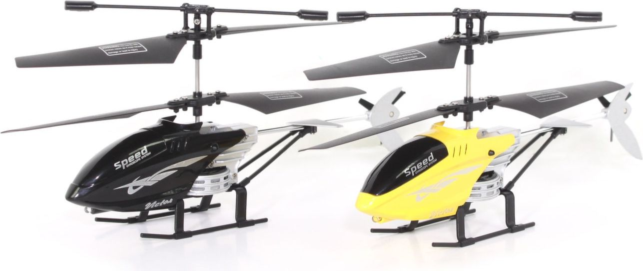Euro Trade MC HELIKOPTER MET R/C 47X17X7 5002 WB 36 - 5902012752845 5902012752845