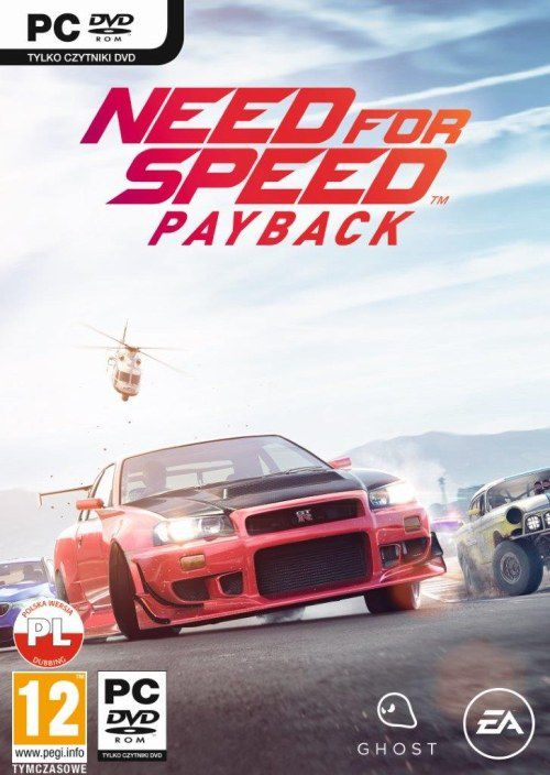 Need For Speed: Payback for PC spēle