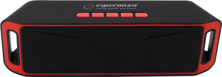 ESPERANZA EP126KR FOLK - BLUETOOTH SPEAKER WITH BUILT-IN FM RADIO pārnēsājamais skaļrunis