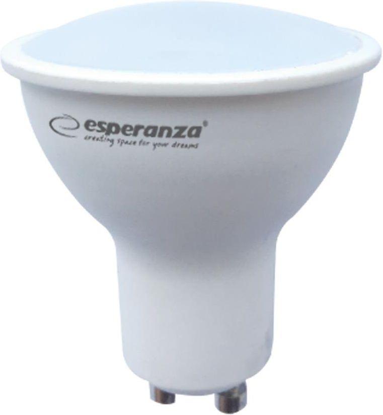 Esperanza LED GU10, 3W, 260lm (ELL140) apgaismes ķermenis