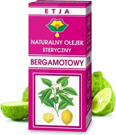 Etja Olejek Eteryczny Bergamotowy, 10ml ETE6035