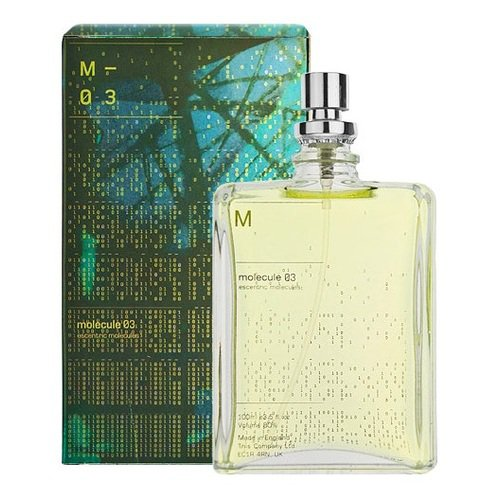 Escentric Molecules Molecule 03 EDT 100ml 5060103310111