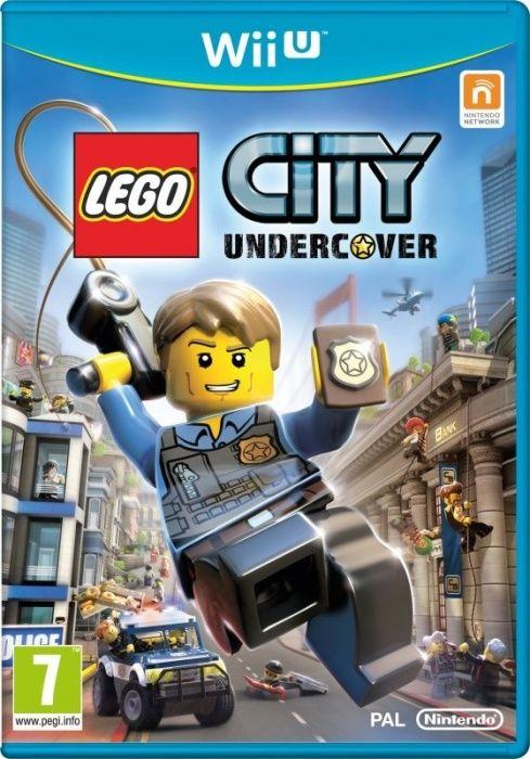 LEGO City Undercover for Wii U NIUS4211 spēle