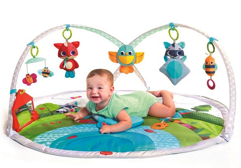 Tiny Love Baby gymnastics with headband - Fun on the meadow (TL000321))
