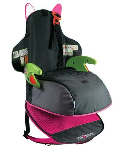 Trunki Strengthening stand and backpack 2in1 - pink TRUA-0046 universal auto bērnu sēdeklītis