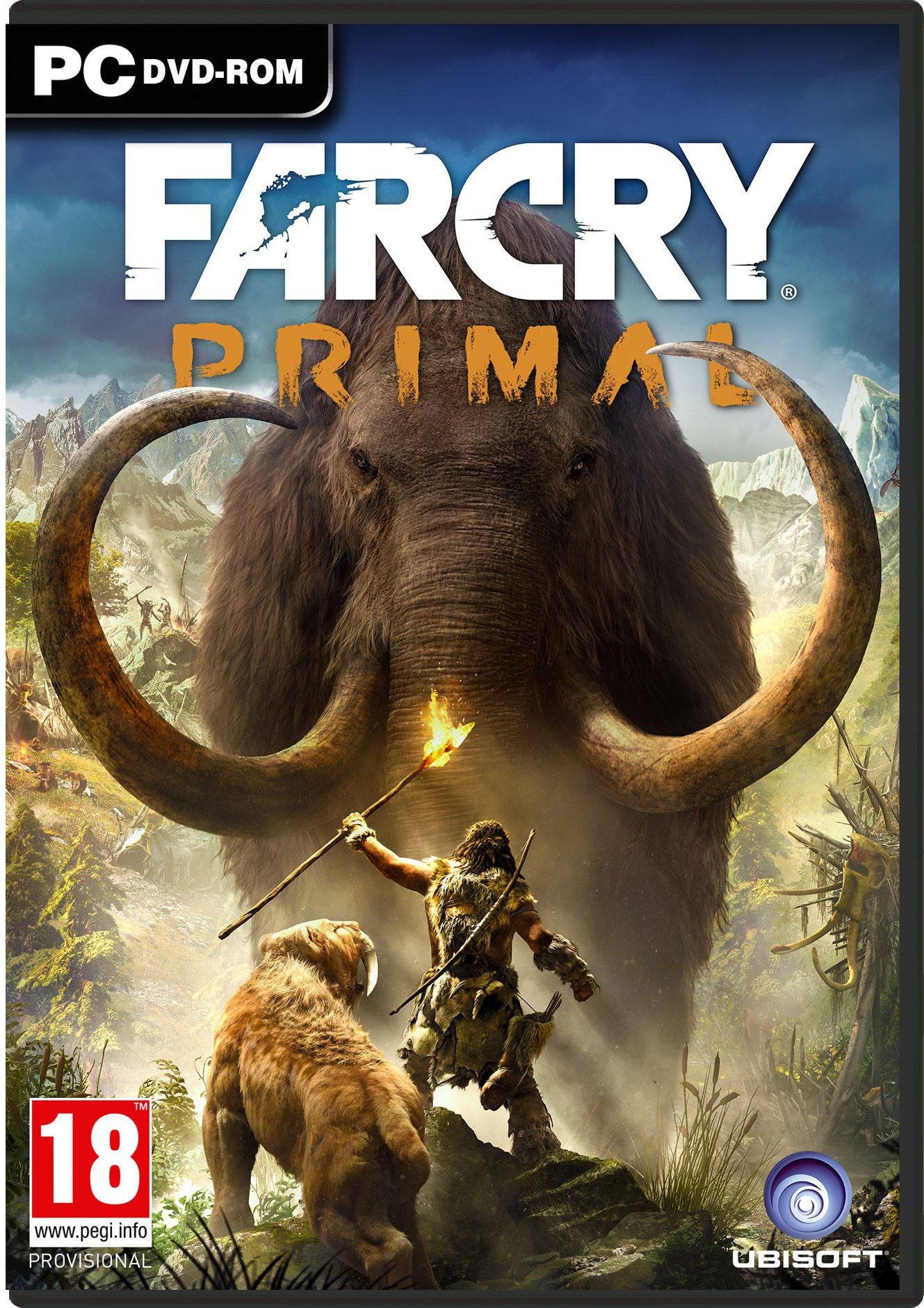 Far Cry Primal Special (PC) spēle