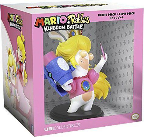Mario+Rabbids Kingdom Battle Rabbid Peach spēļu aksesuārs